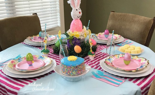 Spring Easter Intelligent Domestications