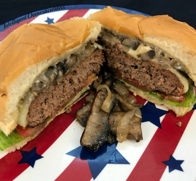 Best homemade burger recipe made with beef. Tender and juicy and perfect for grilling. #grilling #burgers #groundbeefrecipe