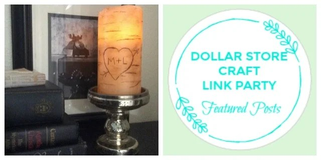 Trendy and Frugal Dollar Store DIY Decor Ideas anyone can make. If you are looking for ideas to create trendy decor in your home on a budget then you must see these ideas created by talented Dollar Store crafting bloggers. #dollarstorecraft #dollarstoredecor