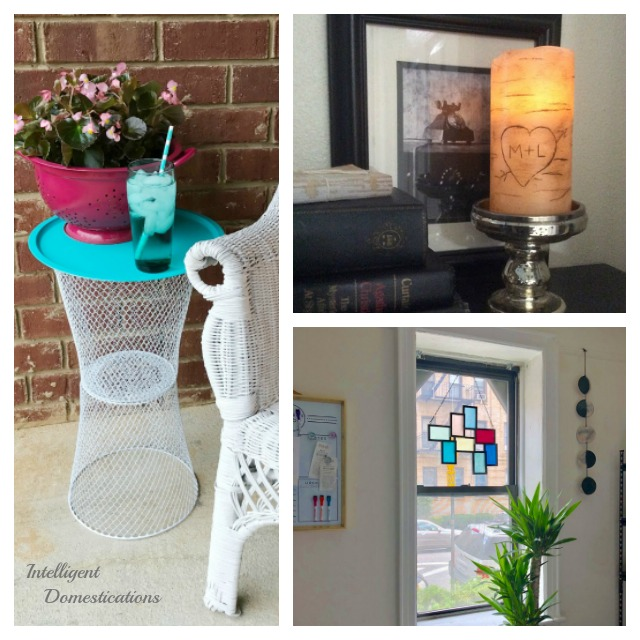 Frugal Home Decorating: Trendy And Frugal DIY Dollar Store Decor Ideas