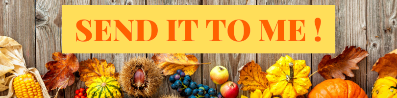 Complete Southern Thanksgiving Dinner Meal Plan with Menu, Recipes, Grocery Shopping list and Tips