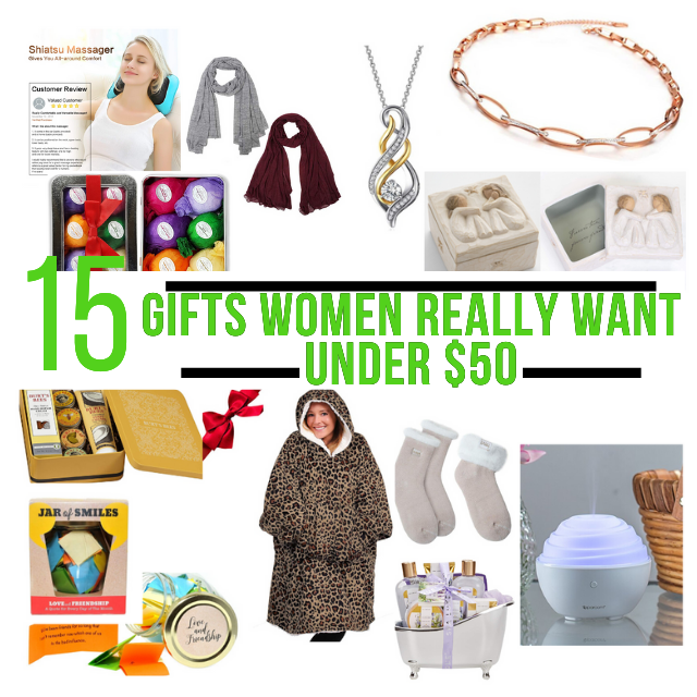 15 Gifts Women Really Want Under 50 Intelligent Domestications