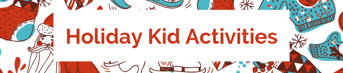 12 Days of Christmas Ideas. Kids Activities