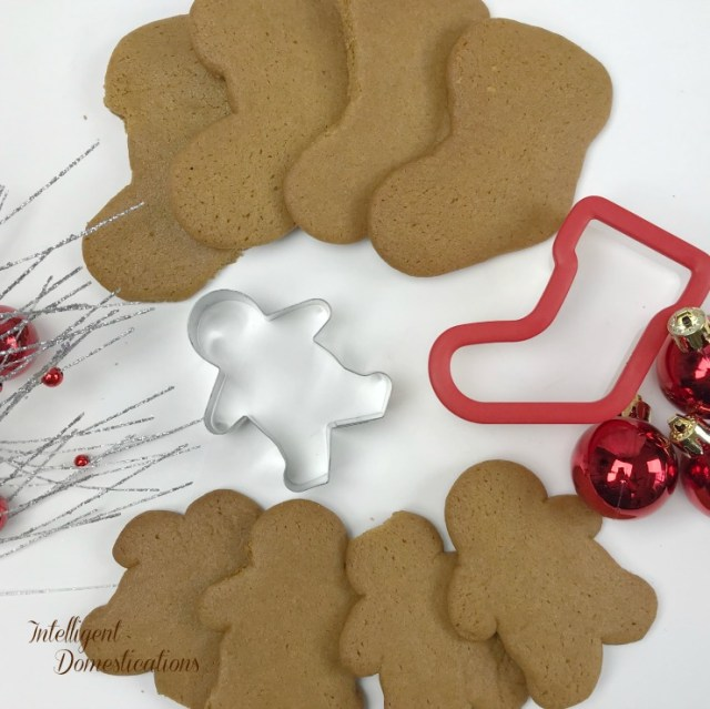 Brown Sugar Christmas Cut Out Cookies are one of the most delicious Christmas cookies you will ever put in your mouth. We love them undecorated but you can decorate these cookies if you like.