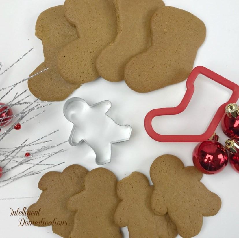 Brown Sugar Christmas Cookies