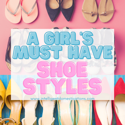 13 Must Have Shoe Styles For Every Girl