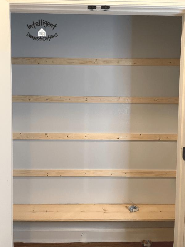 new shelving