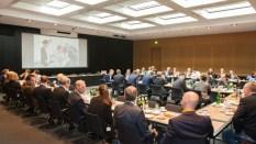 Zusammen über die Zukunft nachdenken: das BMVI bietet hier ein wichtiges Forum