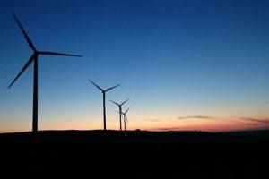 Mazara Lipponello wind farm Italy. Santi Gebbia