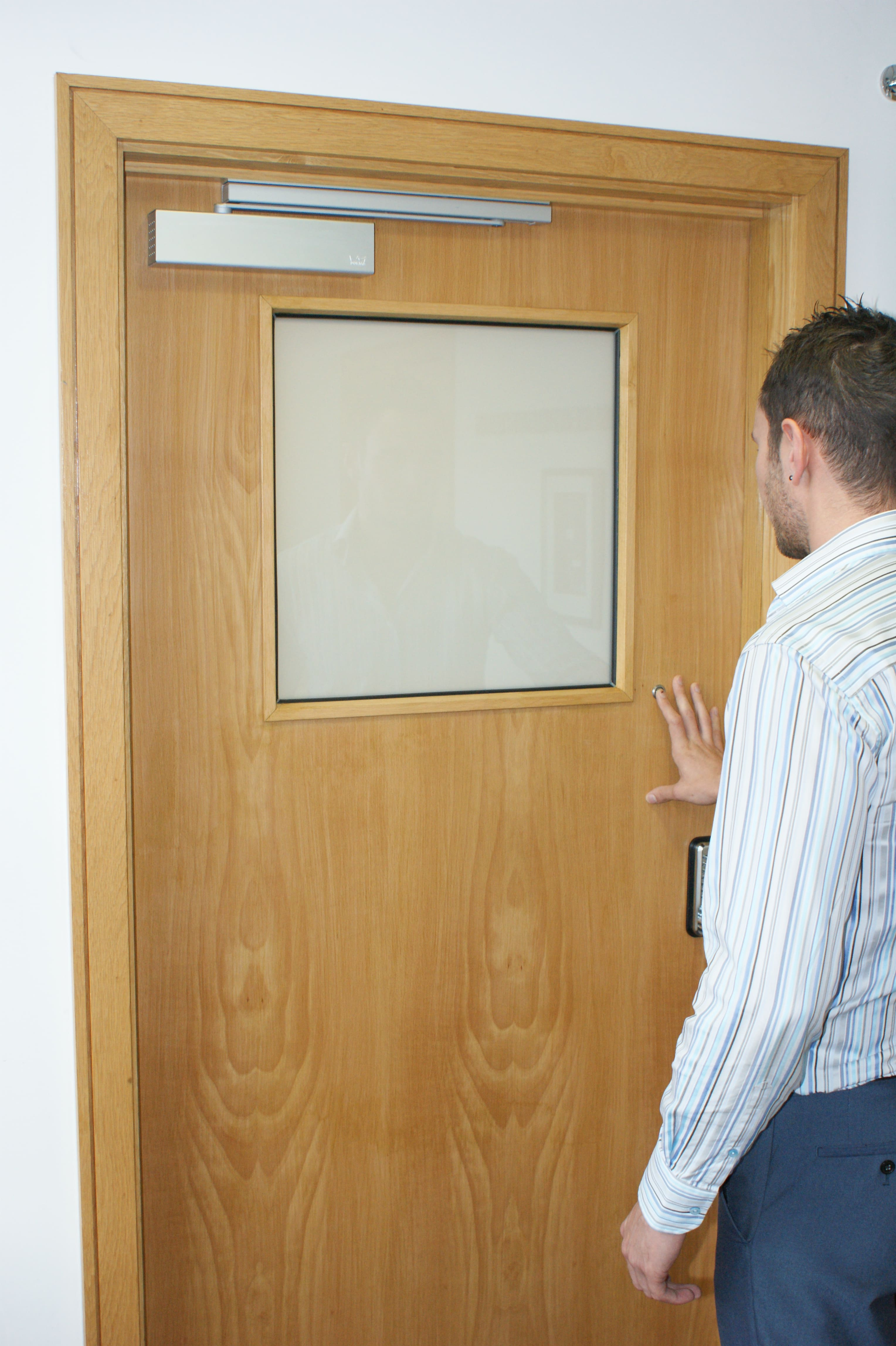 Vision Panel Door : vision, panel, Switchable, Smart, Glass, Panels, Intelligent