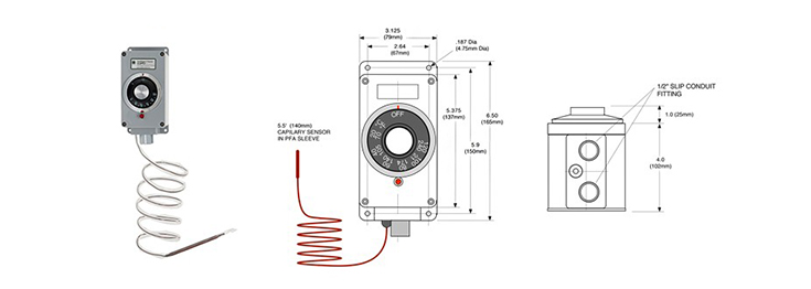 Clepco Temperature Control Wiring Diagram Ch402
