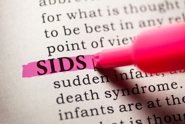 Sudden-infant-death-syndrome-(SIDS)