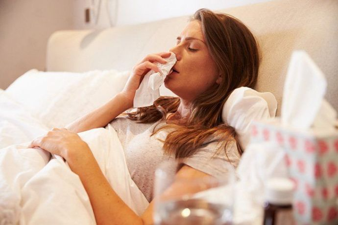 When does morning sickness occur