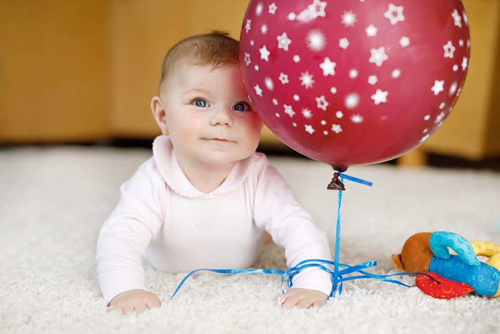 What Activities Can You Do With A 3 Month Old