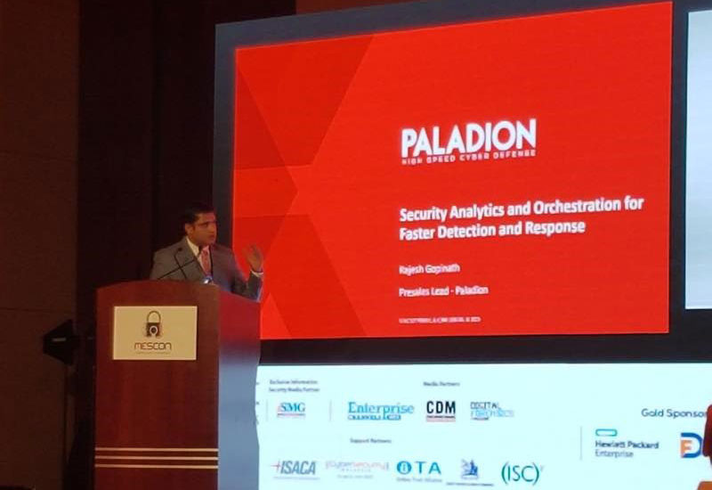 Paladion underlines importance of security analytics