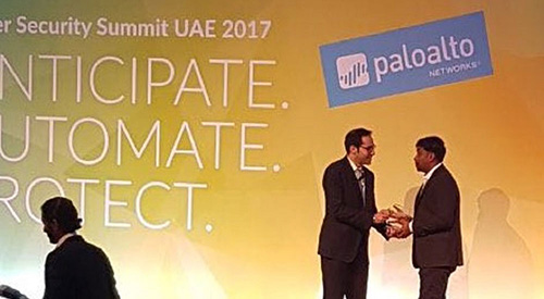 Alpha Data presales manager bags Palo Alto Networks' Ambassador of the Year award