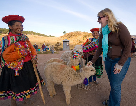Peruvian Knitting Quest