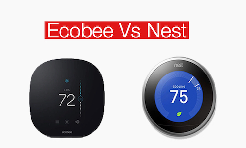 Ecobee Vs Nest  Buy The Smart Thermostat You Need