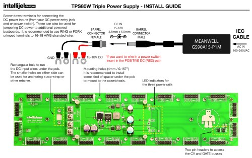 small resolution of tps80w overview diagram