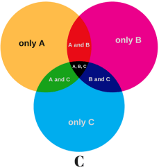 Venn Diagram Problems With Answers Fuzz Face Wiring Examples Solutions Formula Explanation 3 Circle Example 1