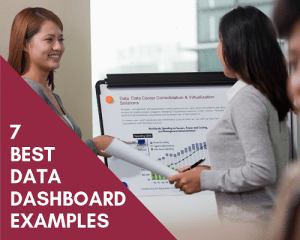 7 Best Data Dashboard Examples - featured image