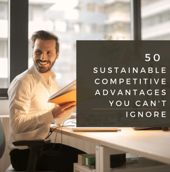 Sustainable Competitive Advantage - featured image