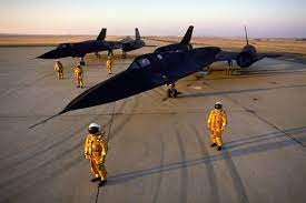 Sunday Morning Coffee with Jeemes Akers: The Glory Days of the SR-71