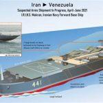 Venezuela and Iran bent on destabilizing South America
