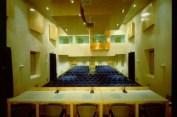 Auditorium visto dal palco