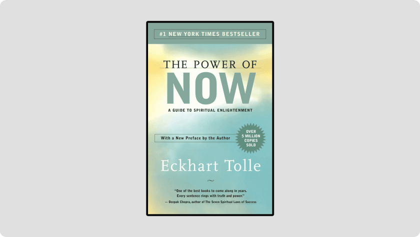 The Power of Now - Best Guide to Spiritual Enlightenment