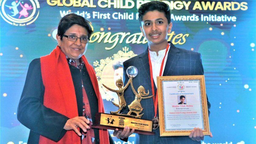 Tilak Mehta - Top 10 Young Entrepreneurs in India