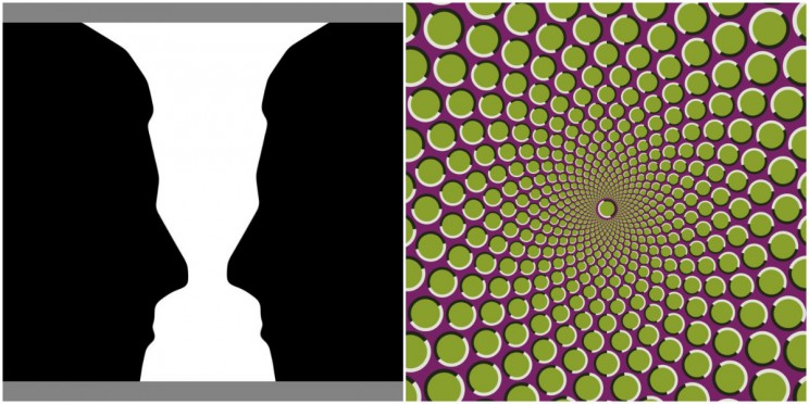 11 puzzling optical illusions