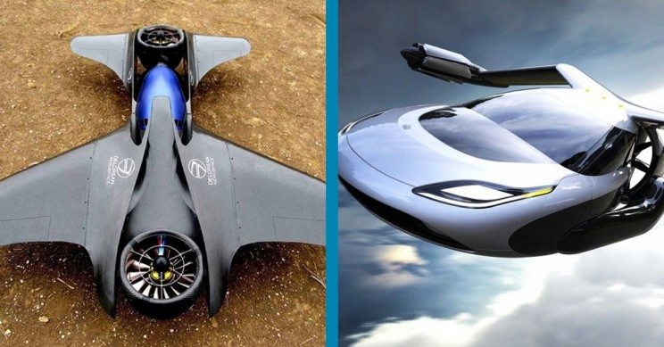 11 Real World Flying Car Projects