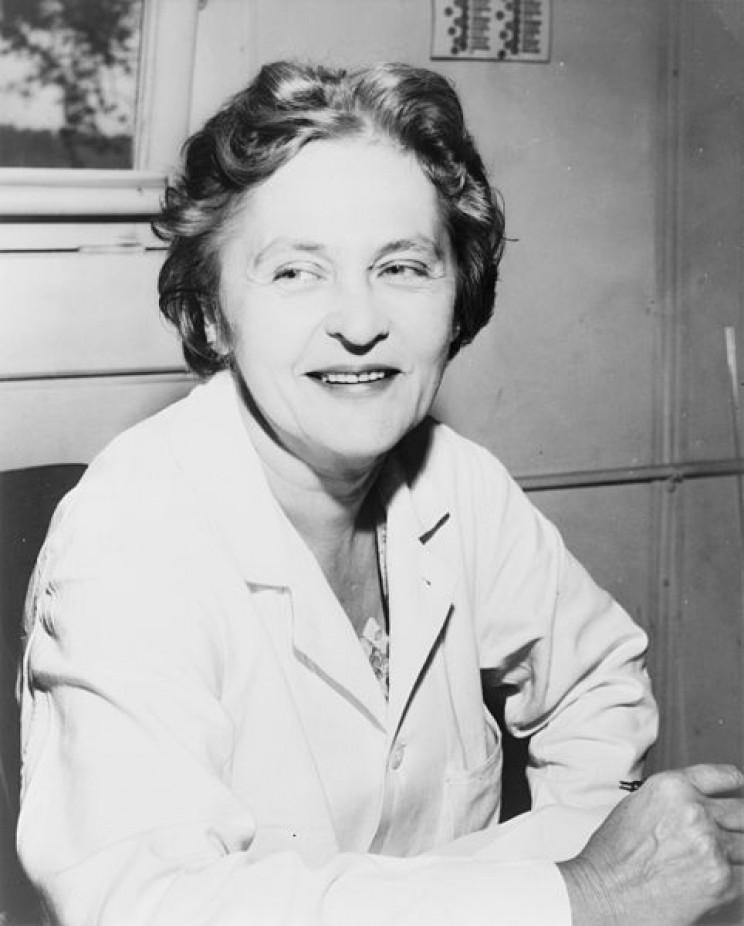 Dr. Maria Telkes