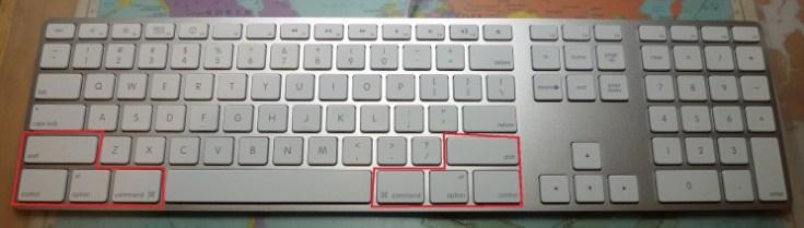 shortcuts mac vrs windows mac