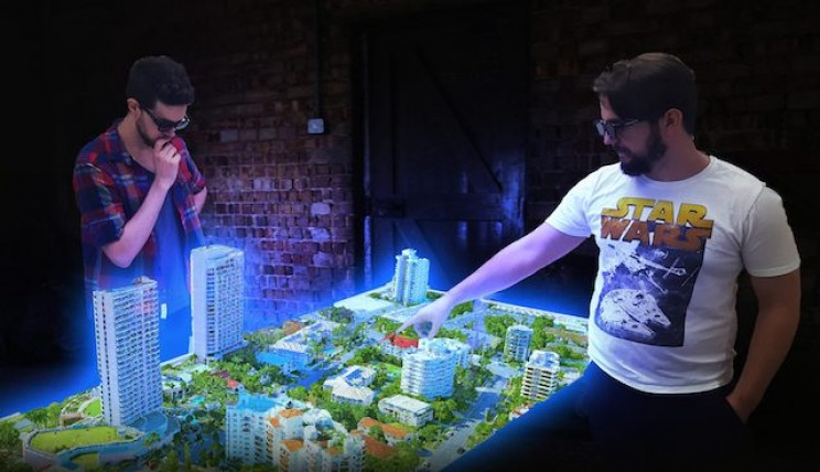 13 Hologram Projections Around the World That Are More Than Just a Pretty Display