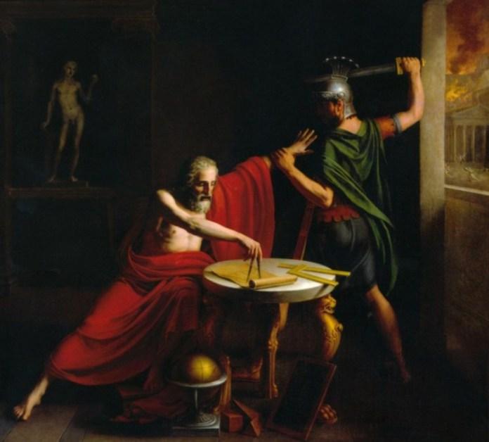 инженеры из древности Архимеда