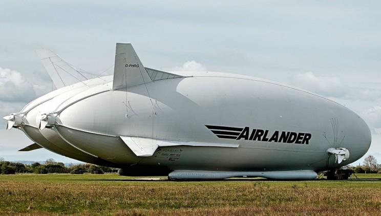 Airship Innovation Lighter Than Air Aircrafts