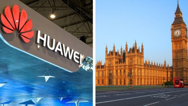 Huawei 5G Kits Banned From UK, to Be Removed by 2027