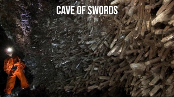 The Cave of Swords