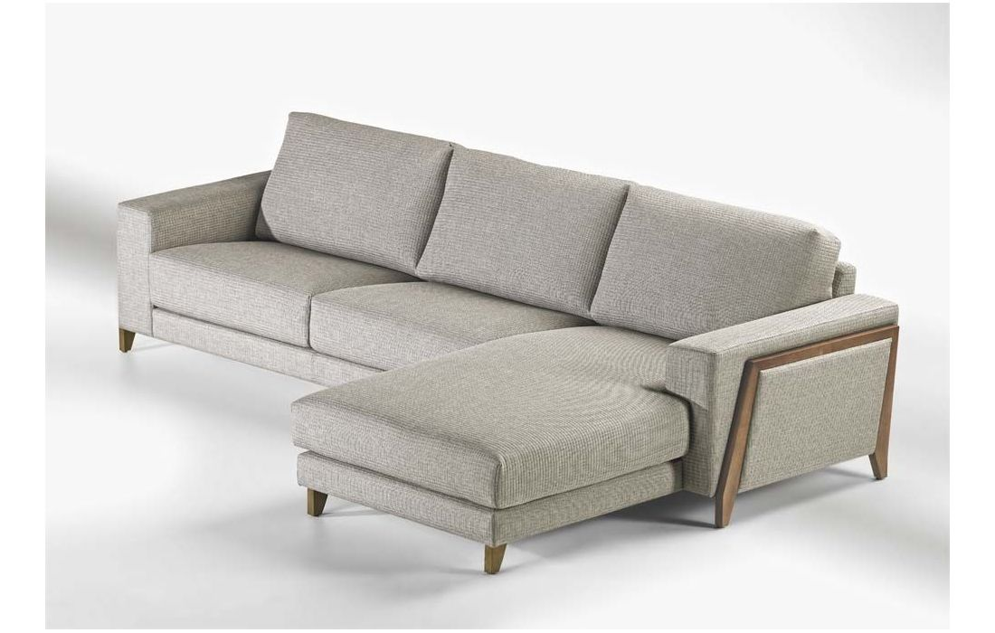 Lounge Couch Sofa With Chaise Lounge Santana