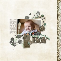 Shades of White Paper Pack by Etc. by Danyale He's A Mess by Etc. by Danyale Drip Drop 2 {Dressed Down} by Fiddle-Dee-Dee Designs