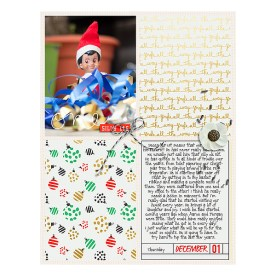 Joyful Papers by Amber LaBau Joyful Elements by Amber LaBau Days of December | 3x4 Cards & Overlays by Amber LaBau Numerology by Amber LaBau