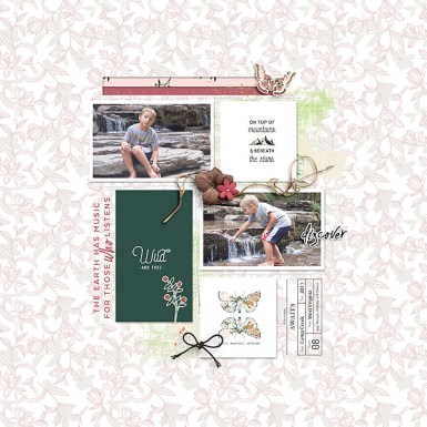 Woodnote | Bundle by Sahin Designs Blockbuster | Templates by Sahin Designs and Jimbo Jambo Designs