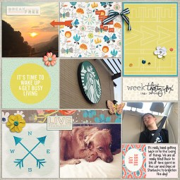 Free Spirit - September Collection by Pixels and Company