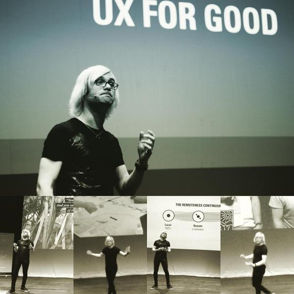 Davide Casali at UX Lausanne