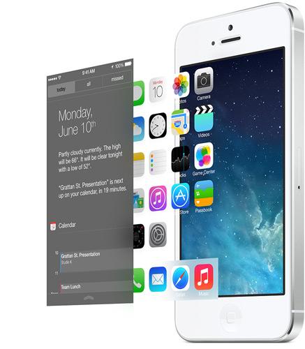 iOS7 Design Layers
