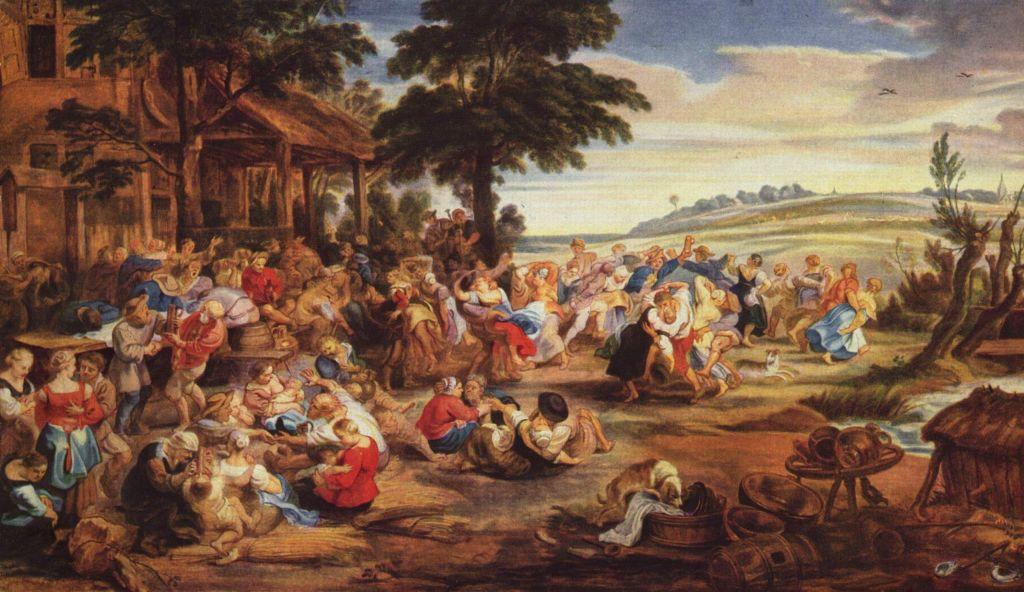 La fête champêtre, par Peter-Paul Rubens - Musée du Louvre Musée du Louvre.