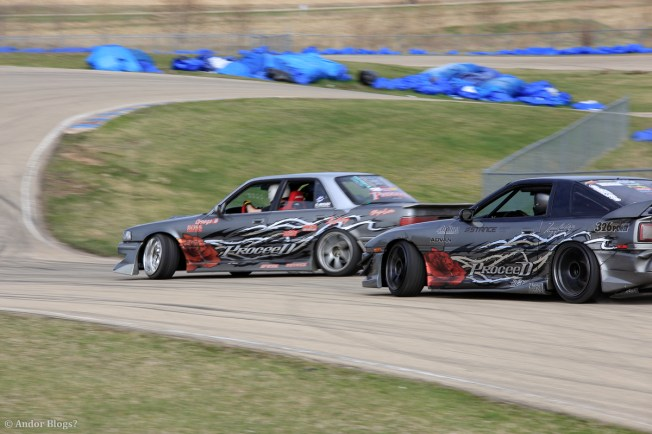 Drift Day 51 in Action © Andor (229)