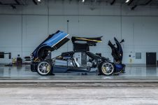 Pagani Huayra auction4